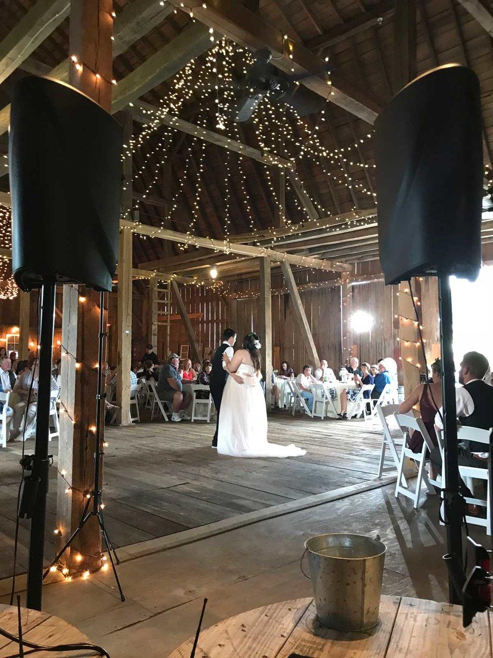 Norman Networking - Barn Wedding