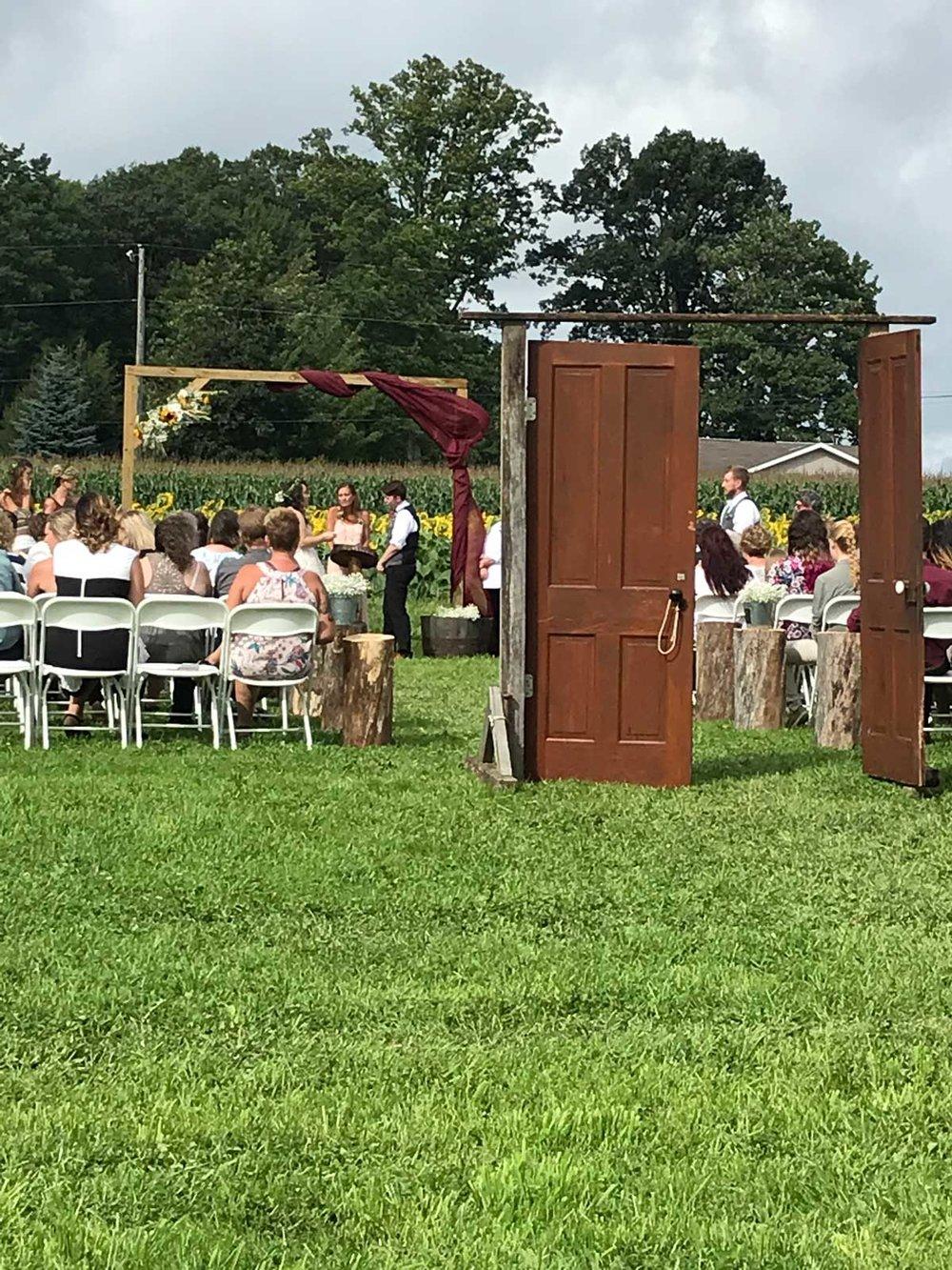 Norman Networking - Wedding
