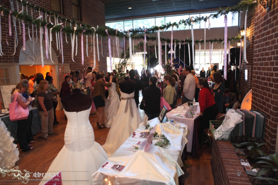 Bridal Show at Historic Inns of Annapolis- D Bryant Photography