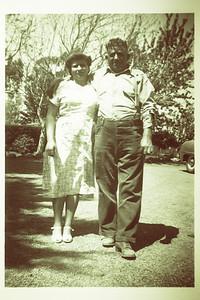 Maria and Vittorio Sangiacomo circa 1930.