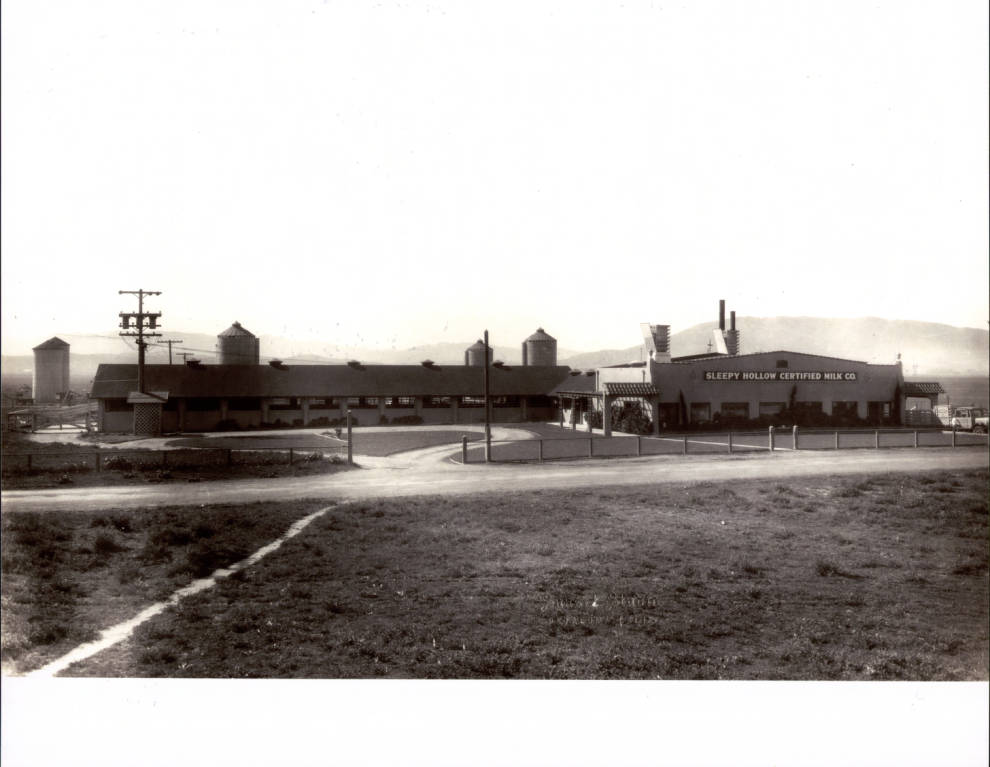 Sleepy Hollow Dairy, 1938