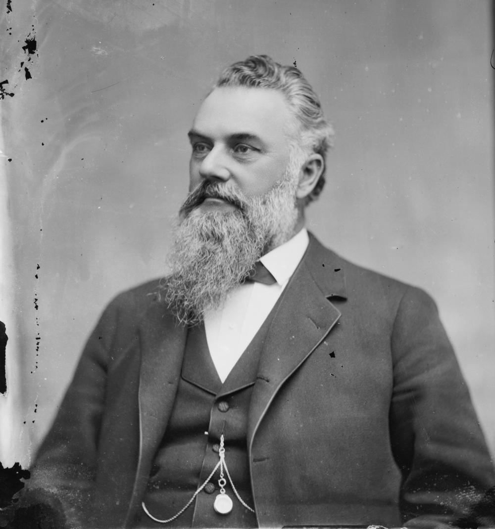 Senator James Fair briefly owned the Donnell Ranch from 1891-1894.