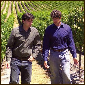 Steve and Mike Sangiacomo