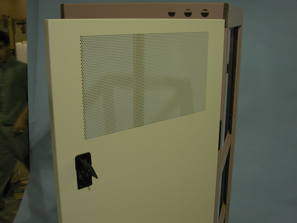 Shielded Enclosures Shielded Racks RFI Cabinets RFI Racks Hopewell Precision Hopewell Junction NY DSCN1471.JPG
