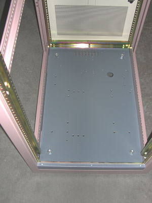Shielded Enclosures Shielded Racks RFI Cabinets RFI Racks Hopewell Precision Hopewell Junction NY DSCN2463.jpg