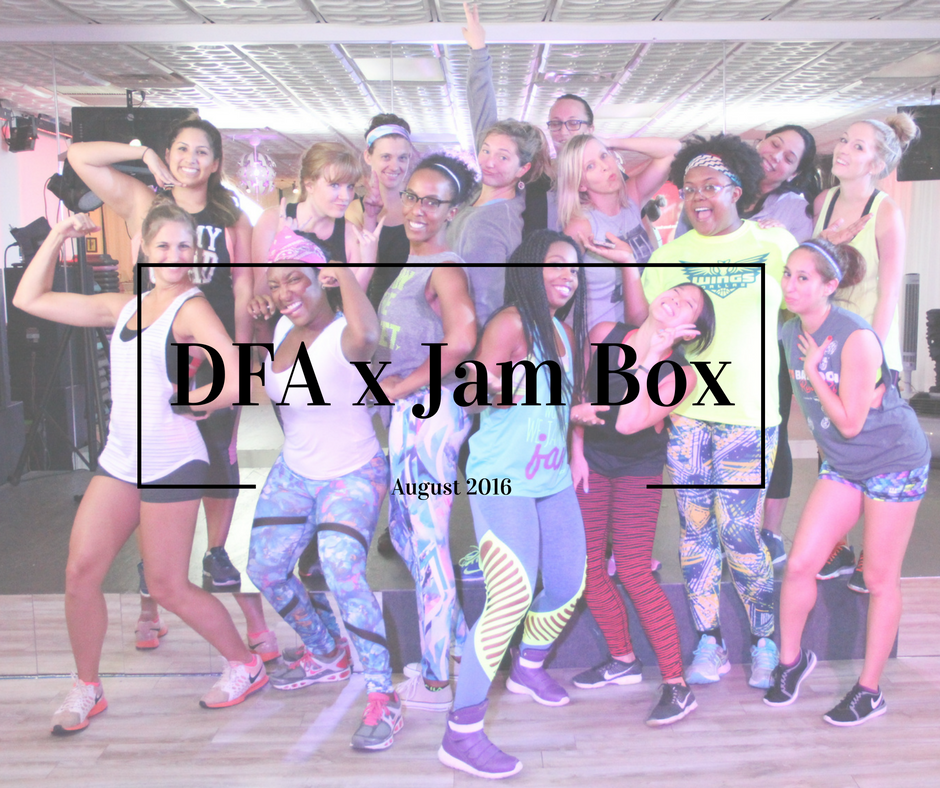Jam Box x Baileys Aug'16