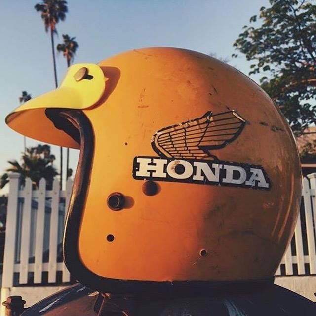 We're proud to announce CAMP VC is supported by HONDA - IMAGE BY  @VELVET DESPERADO