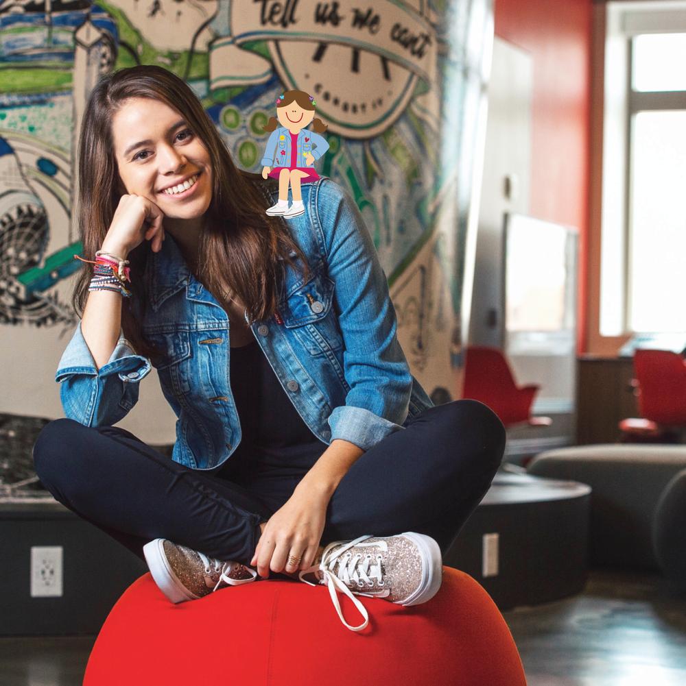 USC Iovine and Young Academy graduate Macki Alvarez-Mena reboots her childhood business -