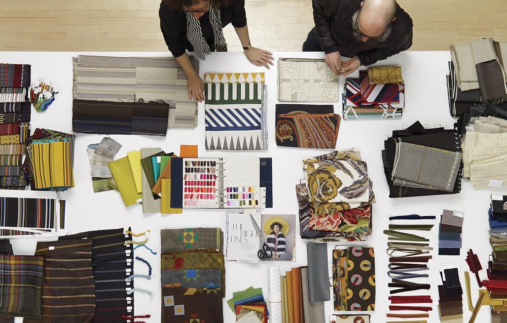 Maharam Design Studios: Yaphank, NY