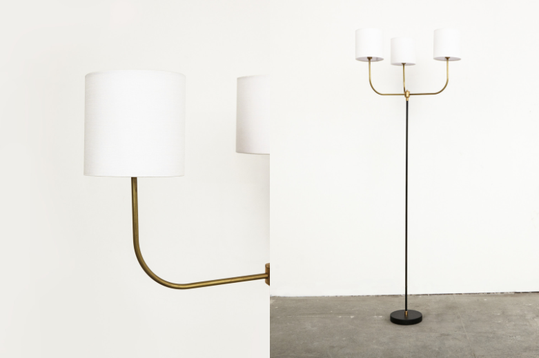 Alhambra Floor Lamp, image courtesy of sabin.la