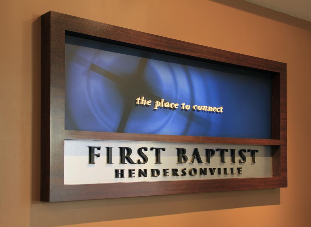 First Baptist Hendersonville