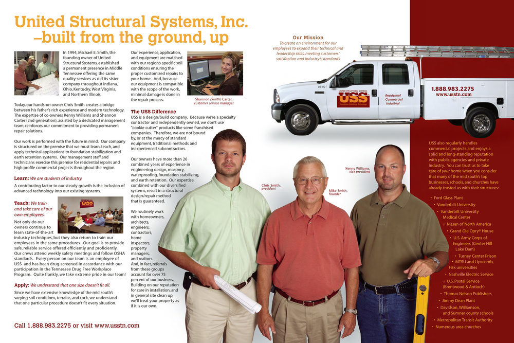 United Structural Systems