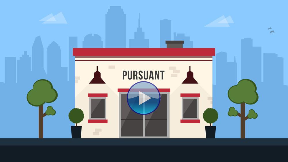 Pursuant Explainer Video