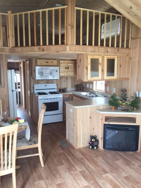 2017 Cabin By Forest River Model 39ND