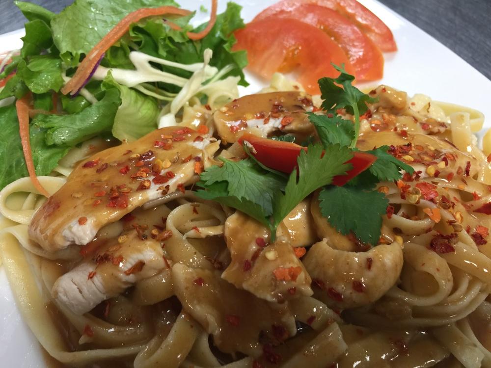 Thai Fettucine