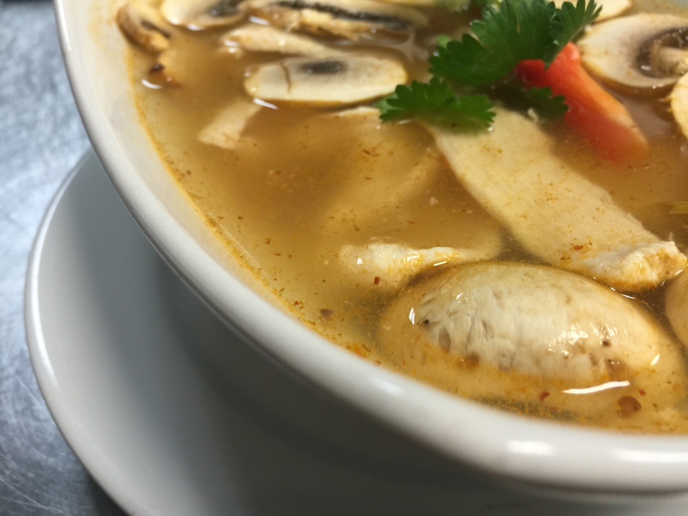 Tom Yum - Chicken