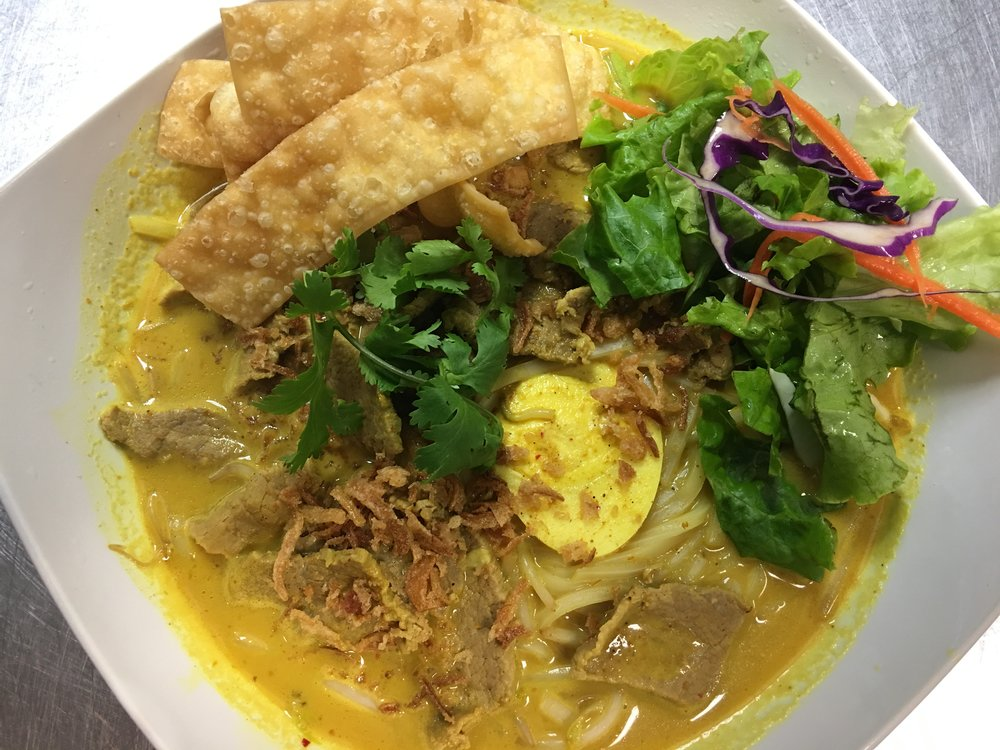 Kao Soi with Beef