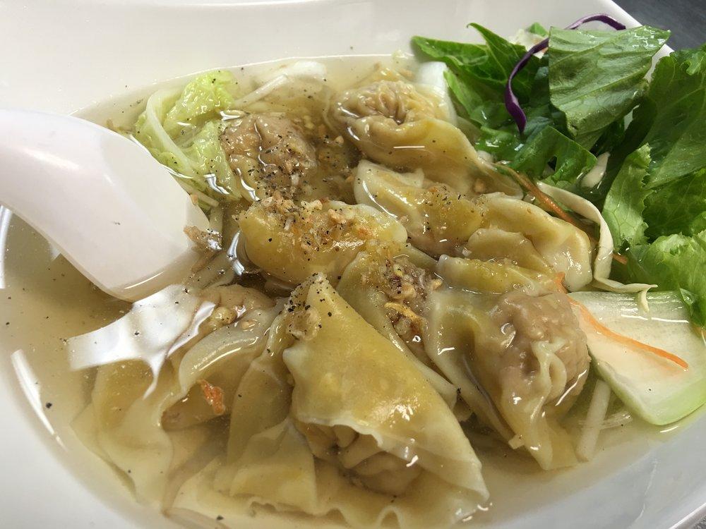 Yai's Wonton Soup