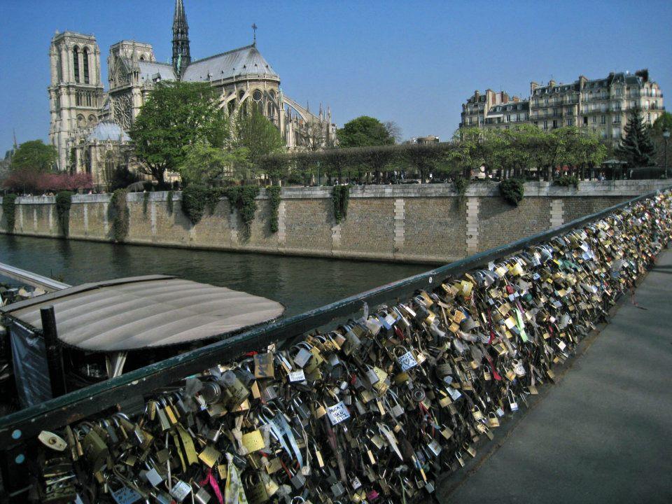 Pont de l'Archevêché | Paris