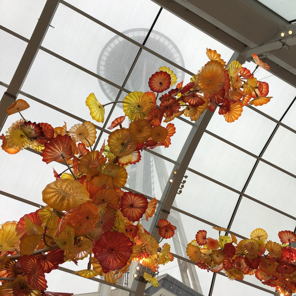 Chihuly Garden & Glass | Seattle