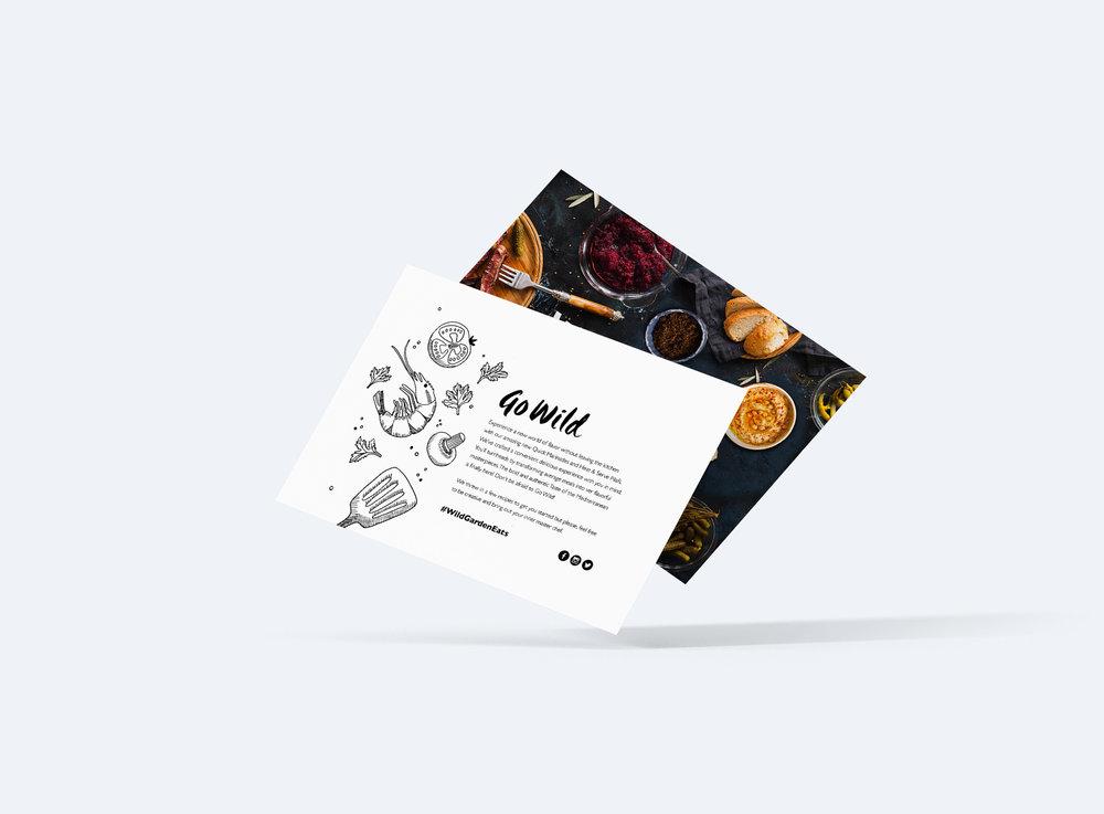 PRINT DESIGN | POSTCARD
