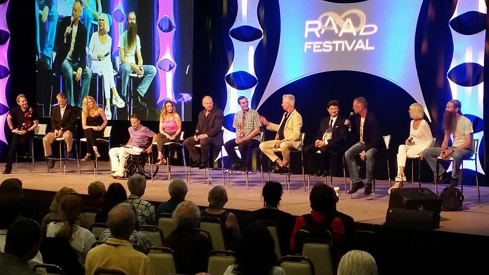 The Coalition for Radical Life Extension Steering Committee at RAADfest 2016.