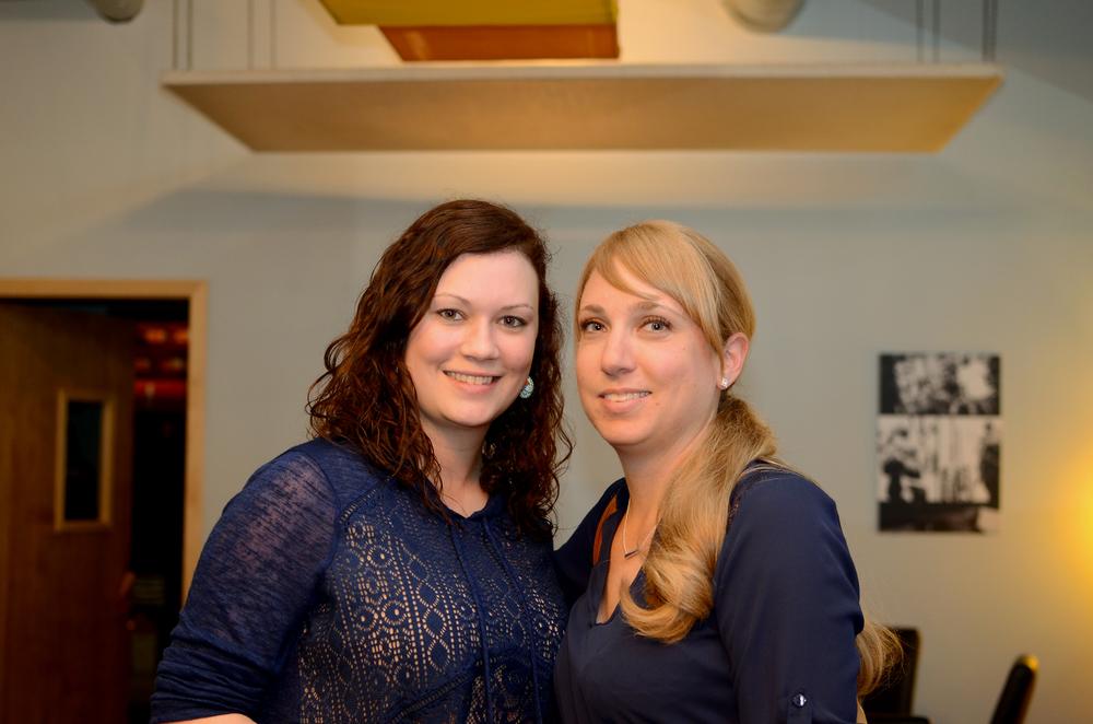 Jennifer Martin & Erika Slinker, M&C