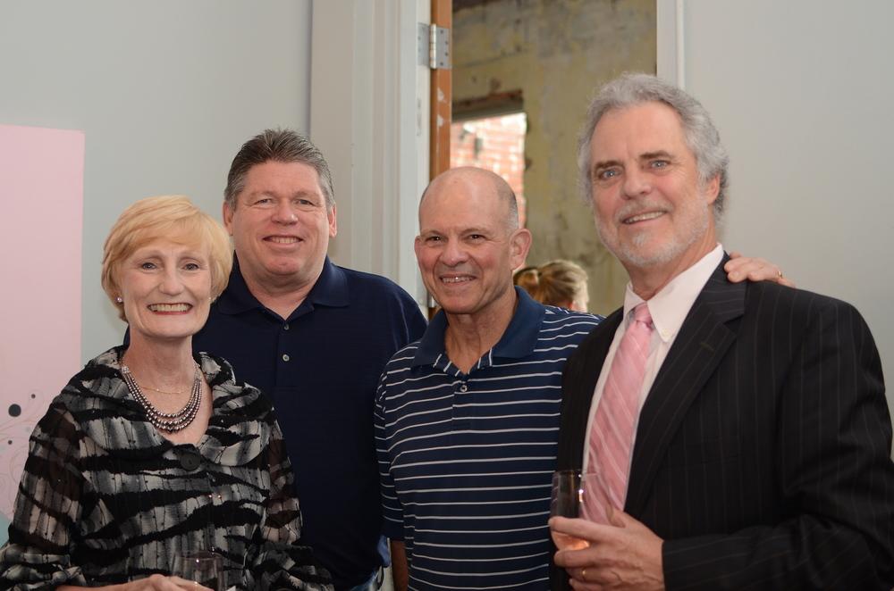 Diane Schmidt, Diane Schmidt & Associates; Steve Schmidt; Jackson Davis, TwelveX, Bob Merrigan, M&C