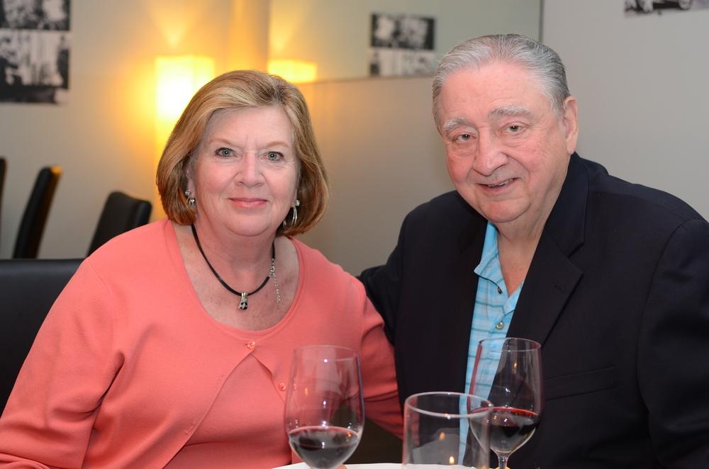 Joyce & Dave Oshel