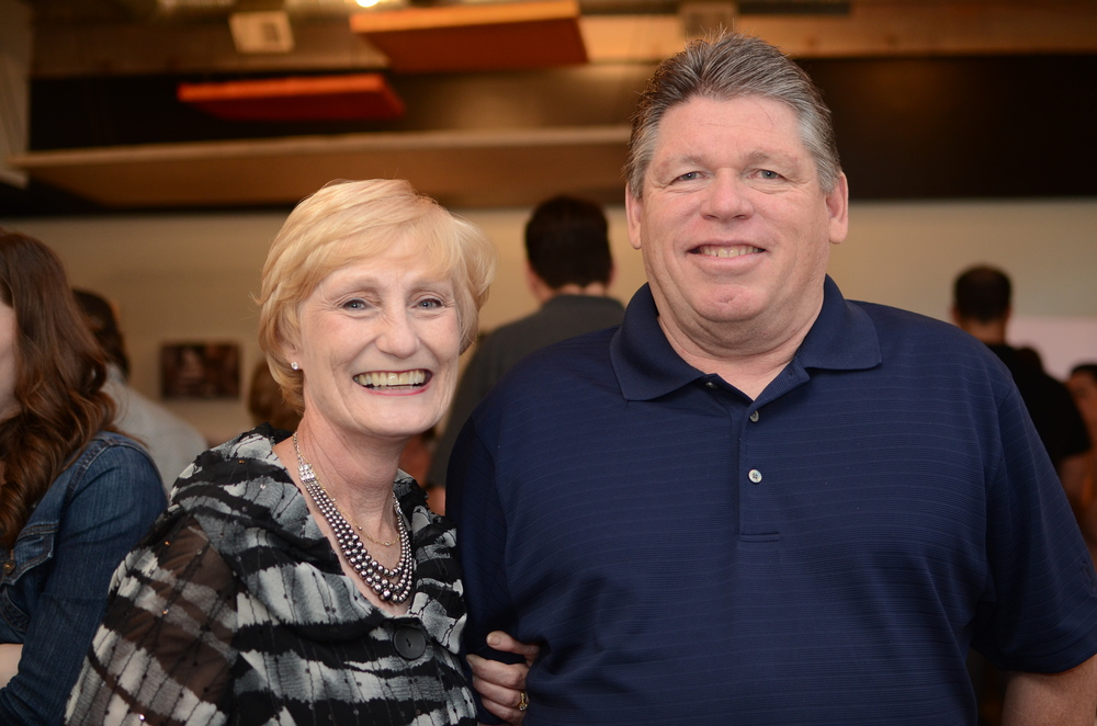 Diane & Steve Schmidt