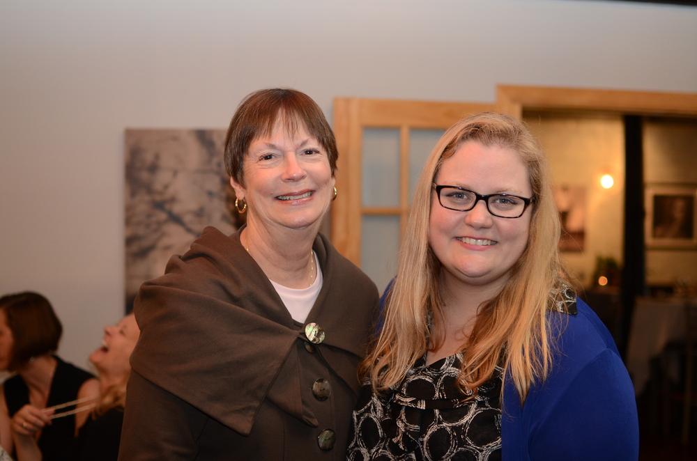 Lexi Selving, LS Credentialing Services; Merritt Engel, M&C