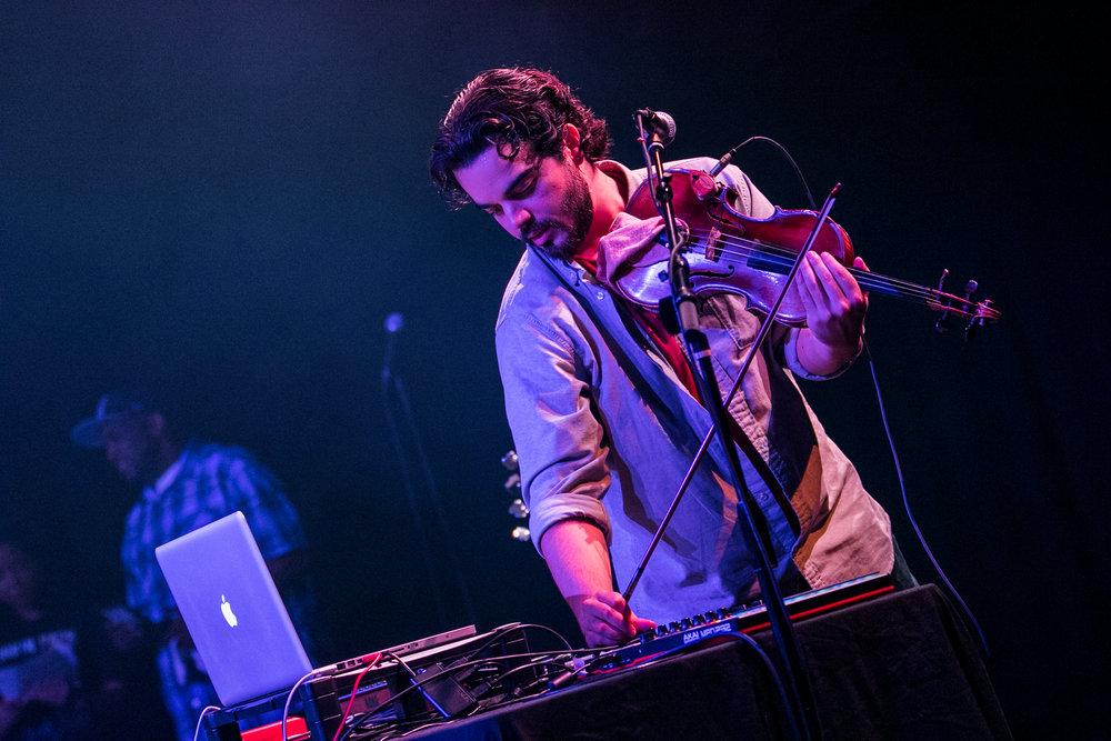 Evan Gemmel - eBurner @eburner_music