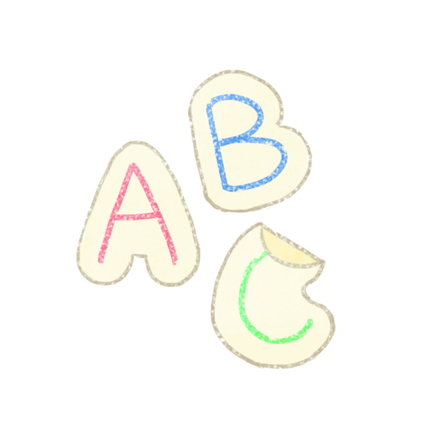 Sticker ABC
