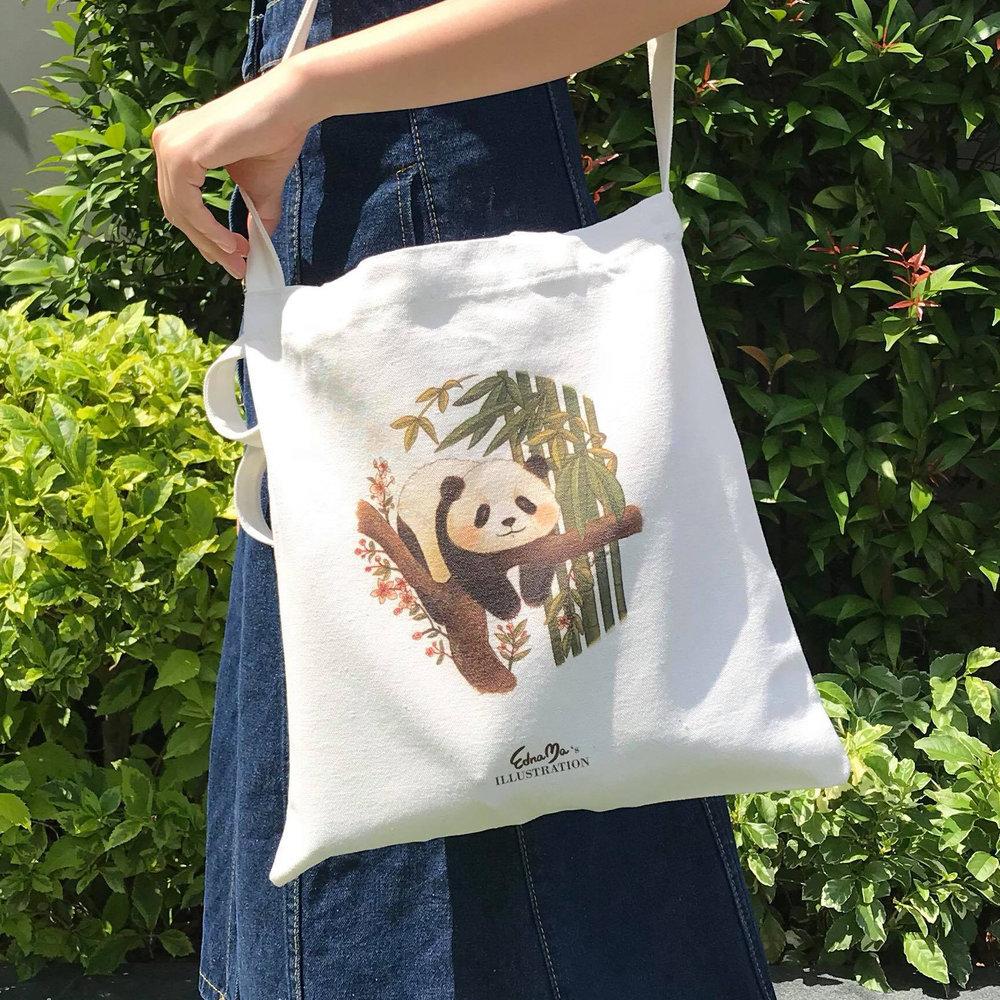 Pinkoi - Self printed stationery & tote bags(Taiwan, Hong Kong, Japan, Thailand)