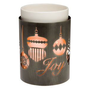 Joy to the World Scentsy Warmer WRap