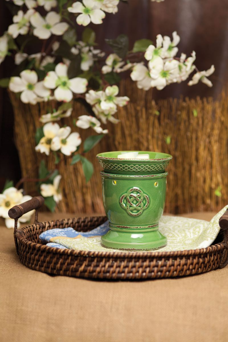 Celtic Knot Scentsy Warmer