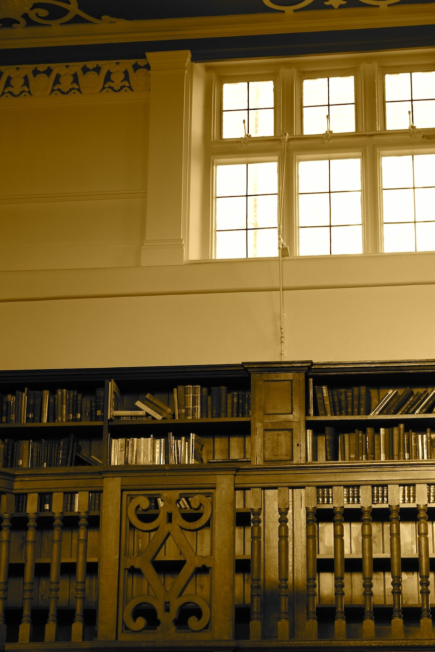 Charlton House Old Library
