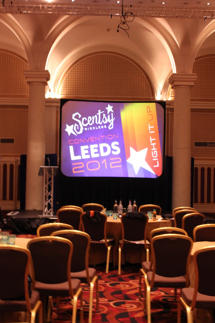 Scentsy UK Convention