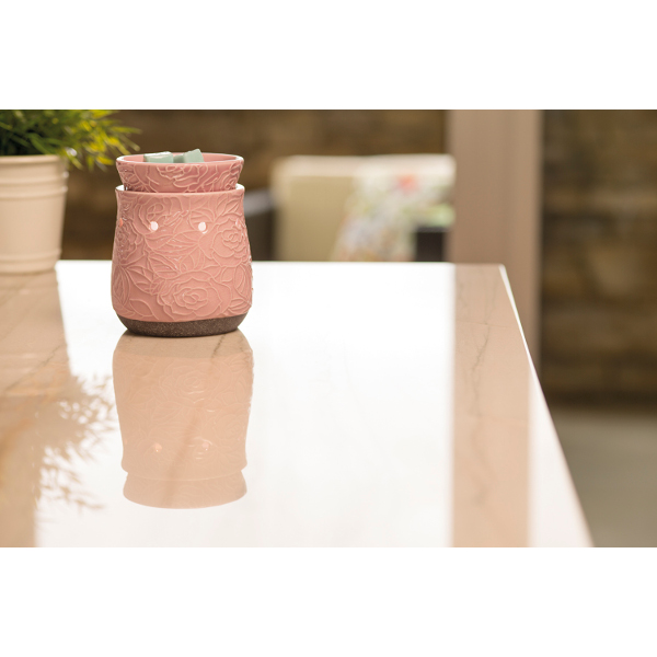 Cracklin Rose Scentsy Warmer