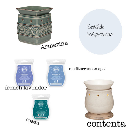 Scentsy Mediterranean Decor Inspiration