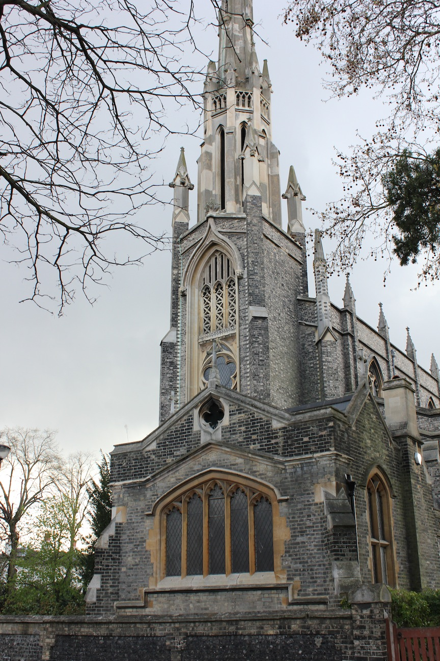 London church