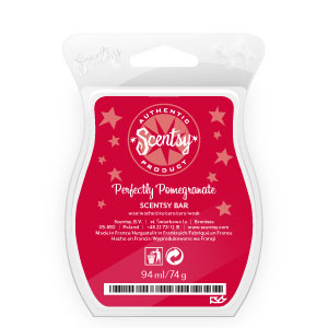 Perfectly Pomegranate Scentsy Bar