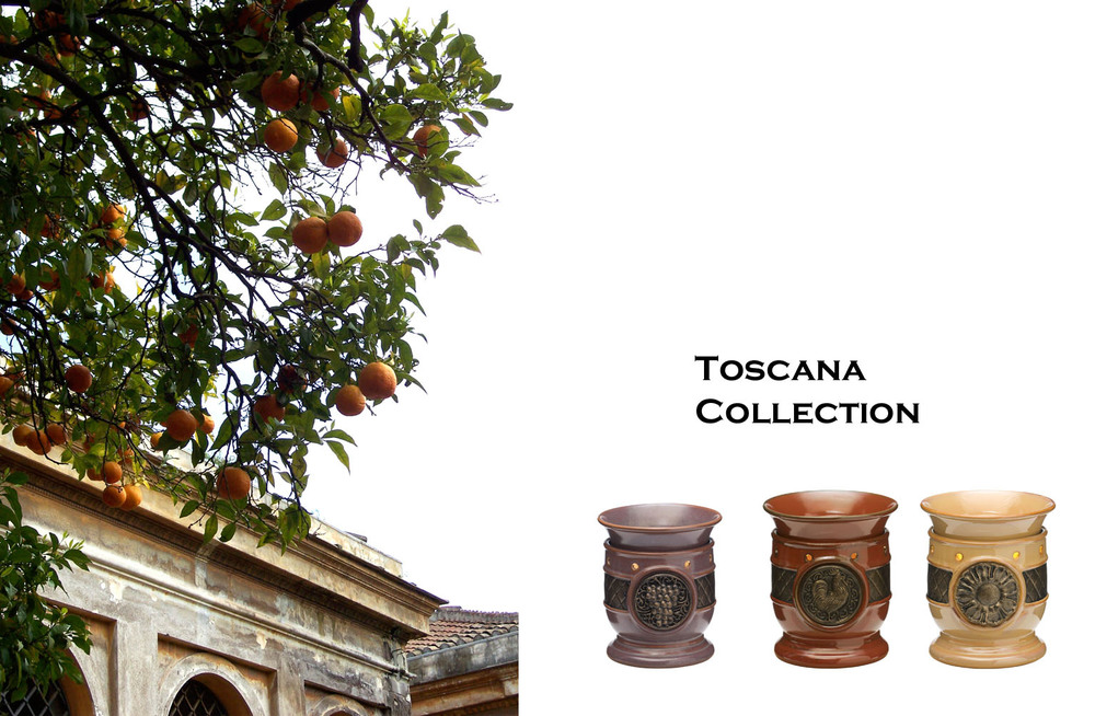 Scentsy Toscana Collection