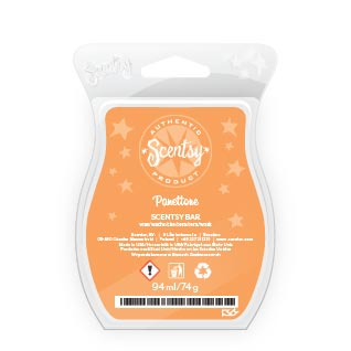 Panettone Scentsy Bar
