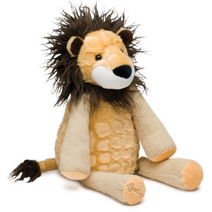 Roarbert the Lion Scentsy Buddy