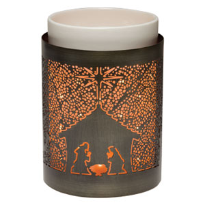 Let the peaceful scene of Nativity bring a joyful light to your home