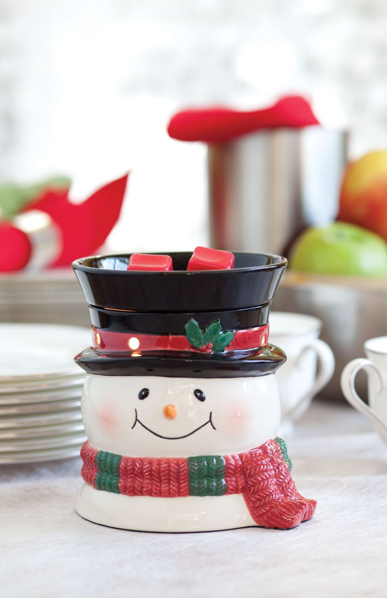 Bluster Scentsy Warmer