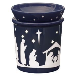 Silent Night Scentsy Warmer