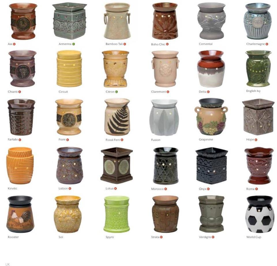 Discontinued Scentsy Products