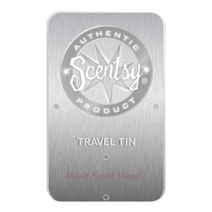 Home Sweet Home Scentsy Travel Tin